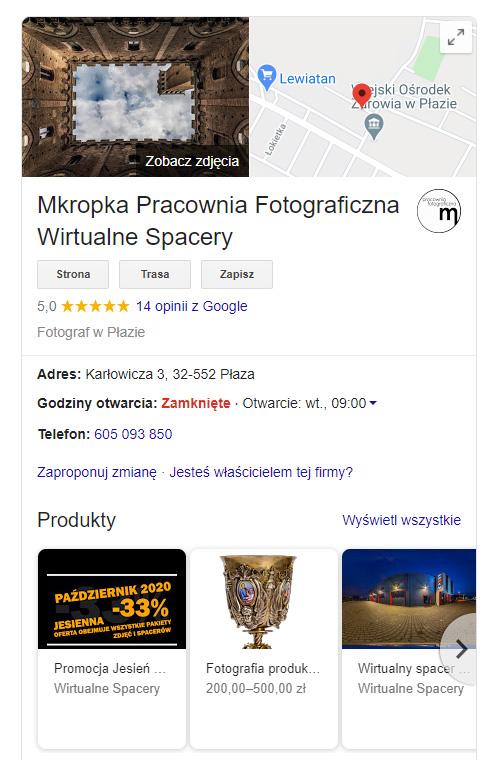 google street view wirtualny spacer mkorpka gigapanoramy